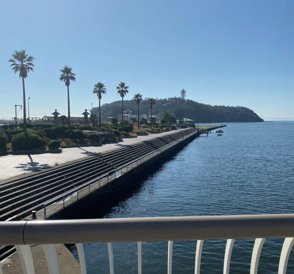 ➂江ノ島とべんてん橋