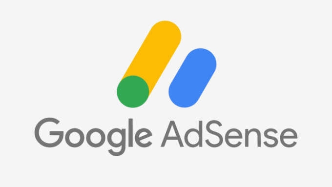 GoogleAdsenseのお馴染みのロゴ