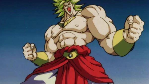 全男性の憧れの筋肉の持ち主「ブロリー」様