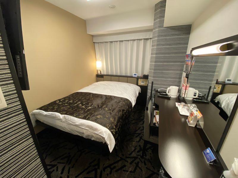 宿泊部屋の写真