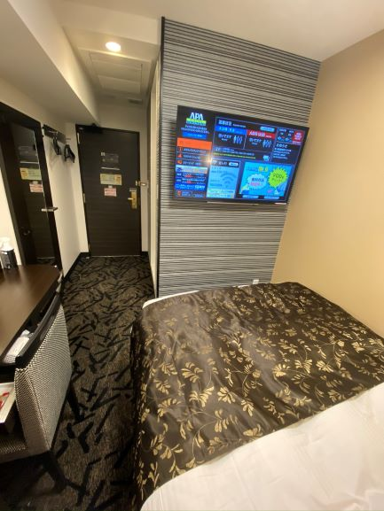宿泊部屋の写真2