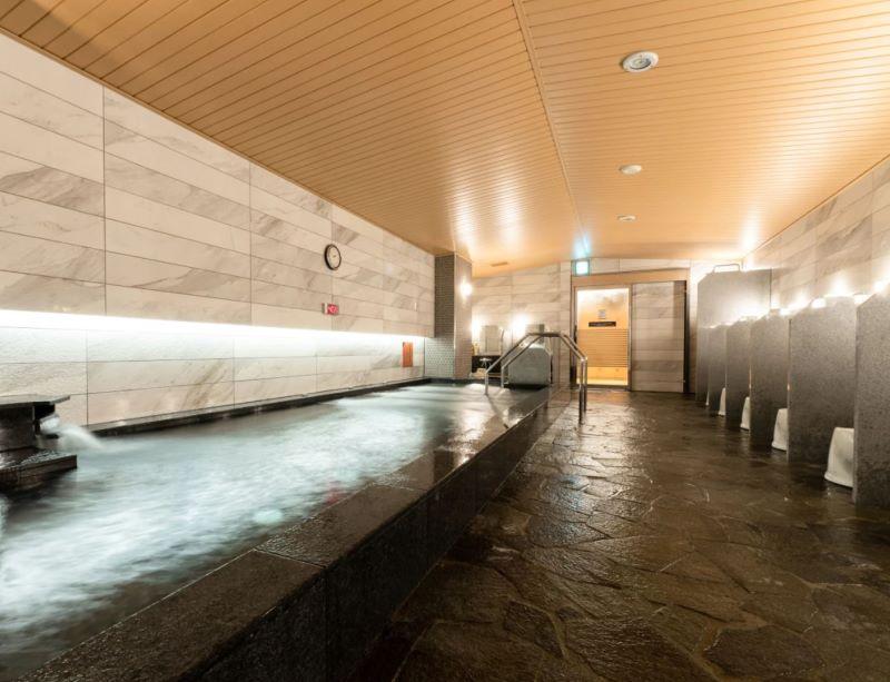 APAホテル大森駅前の大浴場の写真